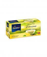 دمنوش چای سبز و لیمو مسمر 25 عددی