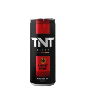 نوشابه انرژی زا TNT BLAST وزن 250 میلی لیتری