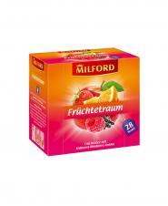 دمنوش میلفورد آلمانی میوه های رویایی 63گرم 28 عددی