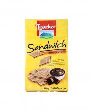 ویفر ساندويچ شکلات لواکر 200 گرمی