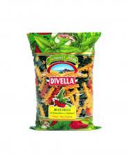 ماکارونی فرمی فوسيلی سبزيجات ديولا 500 گرمی