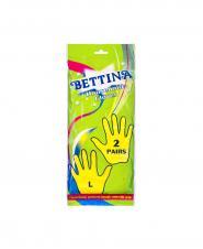 دستکش ظرفشويي داراي آستر کتاني آریکس 1+1 سایزxl