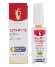 محلول بهبود دهنده رنگ ناخن (ماوا وایت) ماوالا
