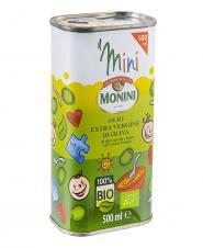 روغن زیتون ارگانیک کودکان 500 میلیلیتری مونینی