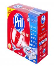 قرص ماشین ظرفشویی 14 عددی پریل