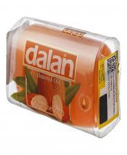 صابون گلیسرینه روغن بادام 100 گرمی دالان
