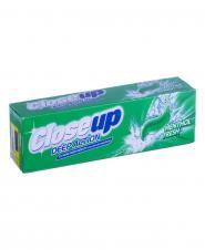 خمیر دندان منتول فرش ۱۲۵ گرمی کلوس آپ