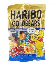 پاستیل خرس طلایی 160 گرمی هاریبو