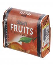 صابون ویتامینه پرتقالی 100 گرمی دالان