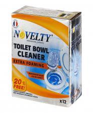 قرص جرمگیر و ضد عفونی کننده توالت 12 عددی نوولتی