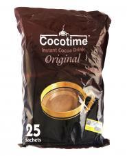 پودر مخلوط کاکائویی 25 عددی كوكوتایم