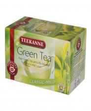 چای سبز کیسهای 20 عددی تیکانه