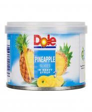 کمپوت آناناس در شربت 234 گرمی دل
