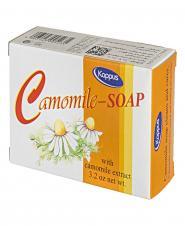 صابون حاوی عصاره گل بابونه 100 گرمی کاپوس