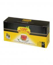 چای سیاه کیسهای معطر 25 عددی نپتون