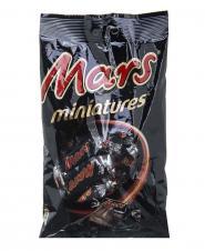 شکلات مینیاتور 150 گرمی مارس