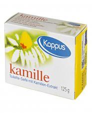 صابون حاوی عصاره گل بابونه 125 گرمی کاپوس