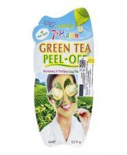 ماسک لایه ای چای سبز 10 میلیلیتری مونته ژنه