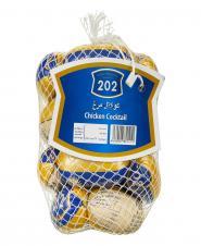 سوسیس کوکتل مرغ 1000 گرمی 202