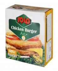 مرغ برگر 5 عددی 500 گرمی مام