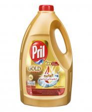 مایع ظرفشویی گلد 3750 گرمی پریل