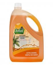 مایع ظرفشویی گلیسیرینه نارنجی 4000 گرمی صحت