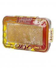 عسل با موم 500 گرمی جوان