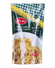 ماکارونی با طعم پنیر و قارچ 180 گرمی تکماکارون