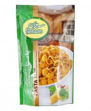 پاستا با طعم بروکلی و سبزیجات بهاری 180 گرمی سبزان