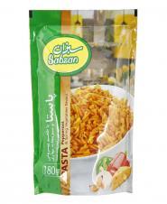 پاستا با طعم پپرونی و سبزیجات بهاری 180 گرمی سبزان