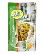 پاستا با طعم پستو و سبزیجات بهاری 180 گرمی سبزان