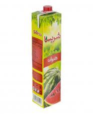 نوشیدنی هندوانه 1 لیتری شریسا