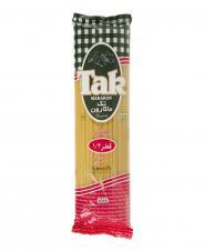 اسپاگتی 1.4 با آرد سمولینا 700 گرمی تکماکارون