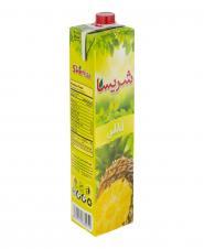 نوشیدنی آناناس 1 لیتری شریسا