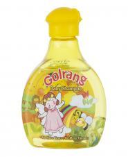 شامپو بچه تیلهای زرد 210 گرمی گلرنگ