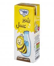 شیر عسل فرادما 1.5 درصد چربی 200 میلیلیتری پگاه