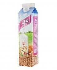 شیر فرادما پاستوریزه کم لاکتوز 1 لیتری پاک