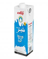شیر فرادما نیم چرب 2.5 درصد چربی 1 لیتری پگاه