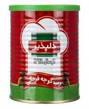 رب گوجه فرنگی 800 گرمی دلپذیر