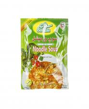 سوپ ورمیشل نیمه آماده خشک 70 گرمی سبزان