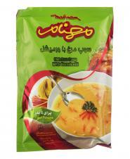 سوپ مرغ با ورمیشل 71 گرمی مهنام