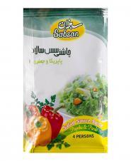 چاشنی سالاد پاپریکا و جعفری 10 گرمی سبزان