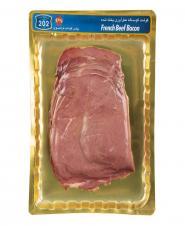 بیکن گوشت فرانسوی 97 درصد گوساله 250 گرمی 202