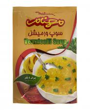 سوپ ورمیشل 75 گرمی مهنام