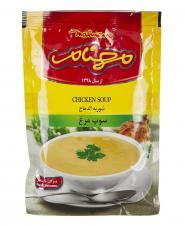 سوپ مرغ 75 گرمی مهنام