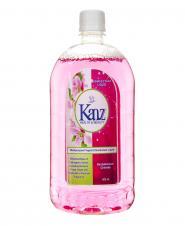 مایع گند زدای  معطر صورتی برای مصارف خانگی و عمومی 500 میلی لیتری کنز