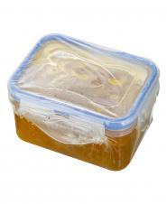 عسل با موم 400 گرمی مارلین