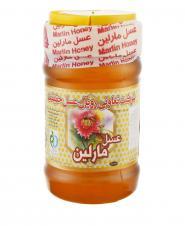 عسل دارویی سیاهدانه 500 گرمی مارلین