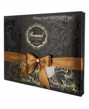 شکلات رومنس تلخ با کروکانت 280 گرمی فرمند