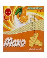 ویفر پرتقالی مکسو 45 گرمی مینو
